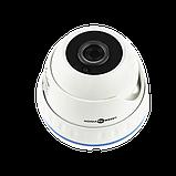 Купольная IP камера Green Vision GV-073-IP-H-DOА14-20, фото 2
