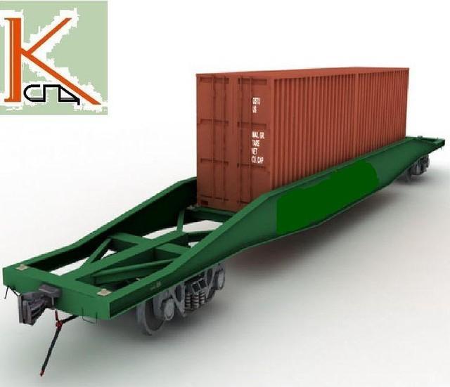Контейнерные железнодорожные перевозки грузов