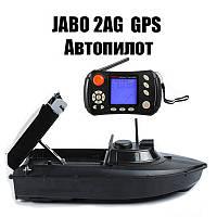 Карповый Кораблик для прикормки JABO 2AG автопилот и GPS 2020 года