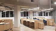 Офісні Led світильники підвісні, накладні, вбудовувані., фото 6