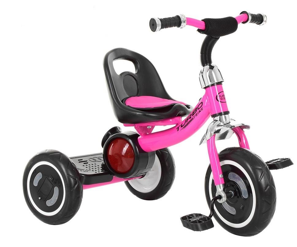Велосипед детский M 3650-M-2, малиновый