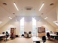 Офісні Led світильники підвісні, накладні, вбудовувані., фото 7