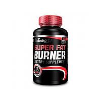 Biotech USA Жиросжигатель Super Fat Burner 120 табл