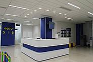 Офісні Led світильники підвісні, накладні, вбудовувані., фото 10