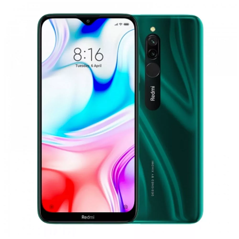 Смартфон Xiaomi Redmi 8 3/32Gb зеленый '