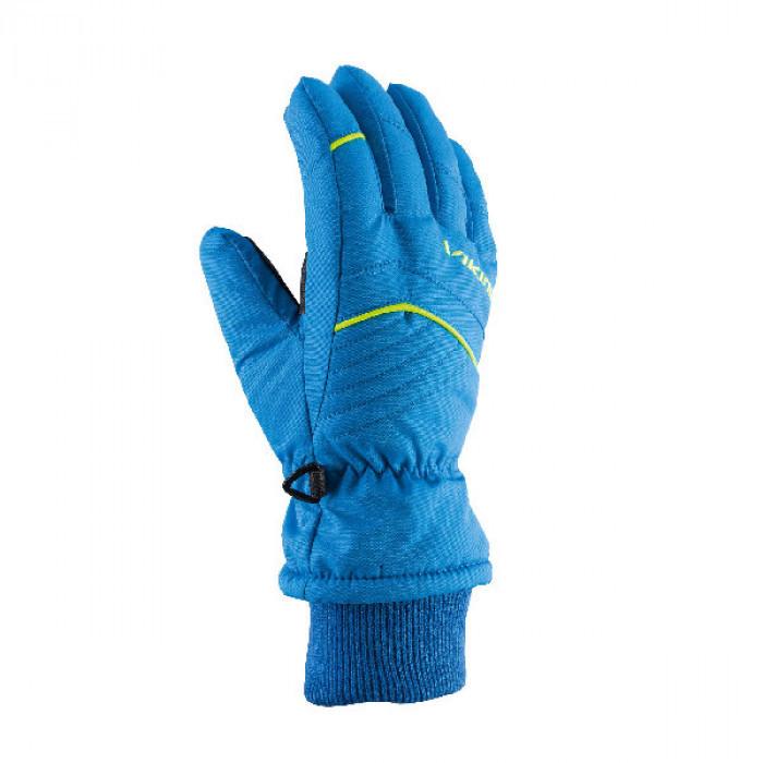 Гірськолижні рукавички Viking Rimi сині | розмір 3,4