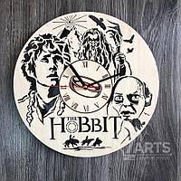 """Оригинальные настенные часы """"Хоббит"""""""