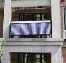 Солнечный коллектор Altek SC-LH2-30 вакуумный балконного типа без задних опор, фото 3