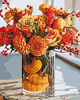 Картины по номерам - Осенняя гармония (КНО3063)
