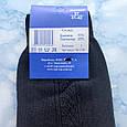 Носки Мужские черные Топ Тап размер 25 (39-40), фото 2
