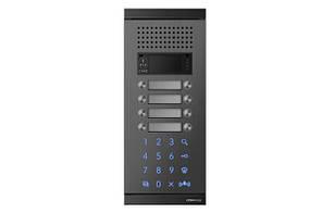 Многоквартирная IP видеопанель Commax CIOT-L8TM