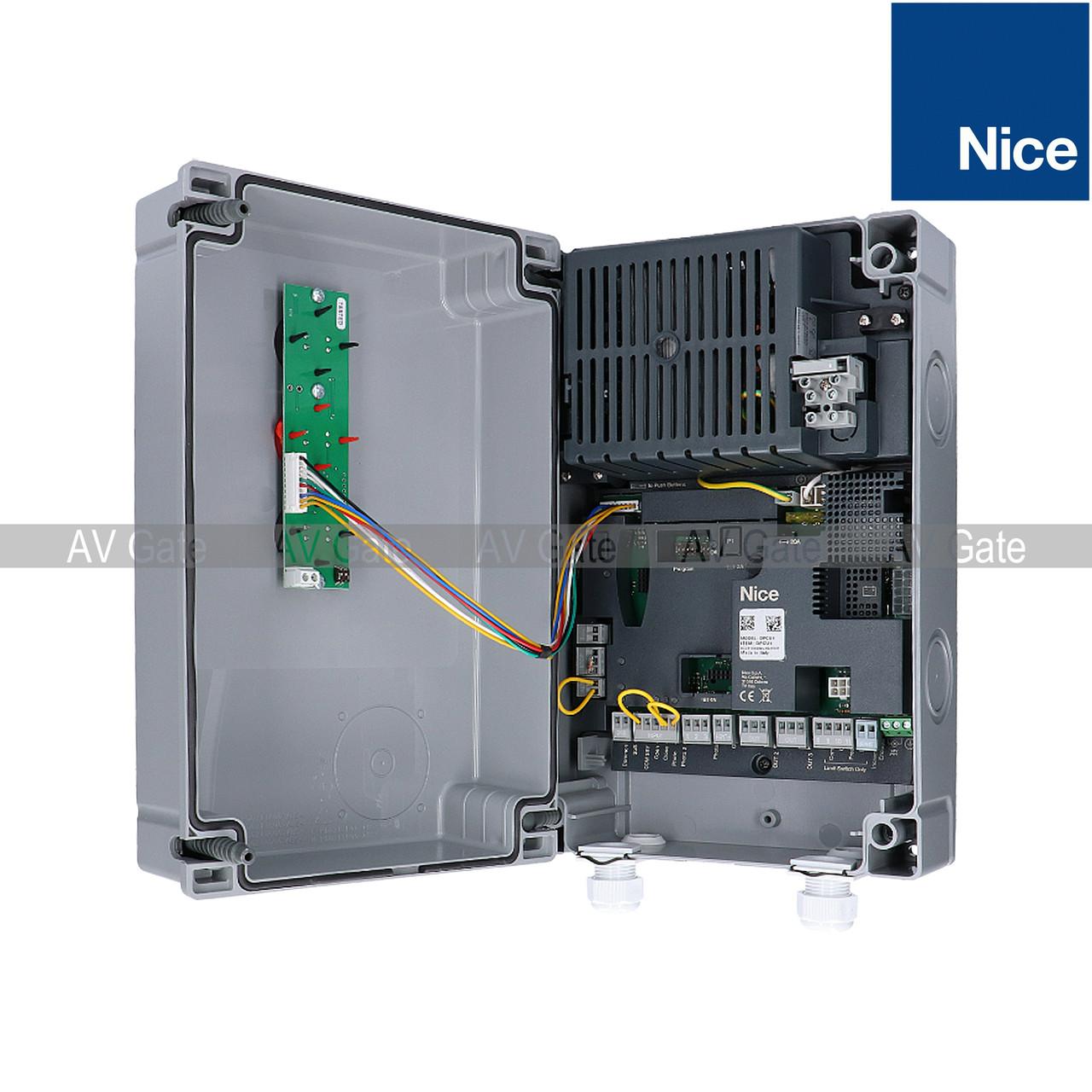 Блок управления автоматикой DPRO924 Nice
