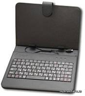 """Nomi Чехол-клавиатура универсальный для планшета KC07000 (7"""") Black"""
