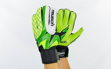 Перчатки вратарские юниорские FB-853B REUSCH (PVC, р-р 5-7, цвета в ассортименте)
