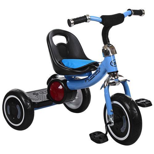 Велосипед детский M 3650-M-1, голубой