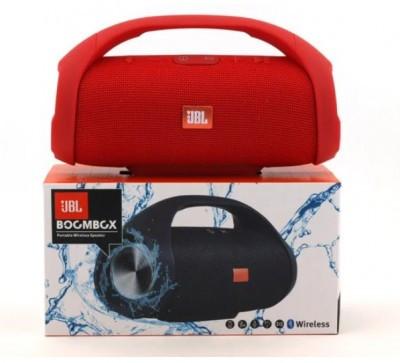 Портативная колонка JBL Boombox mini 40w красная