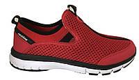 Весенние - летние кроссовки сетка, красные. Размеры 36, 37, 40. Restime 20820.