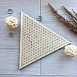 Логическая игра-головоломка из дерева «Загадочный треугольник», фото 4