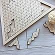 Логическая игра-головоломка из дерева «Загадочный треугольник», фото 5