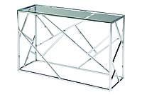 """Консольный столик в стиле хай-тек """"CF-3"""" 120*40*78 см."""