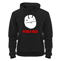 Балахон Poker Face (mem)