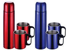 Термокружки, чашки, термосы
