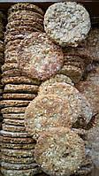 Крекеры, 100г (очень ароматные и вкусные)