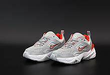 Женские кроссовки в стиле Nike M2k Tekno Reflective, фото 2