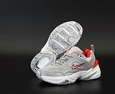 Женские кроссовки в стиле Nike M2k Tekno Reflective, фото 3