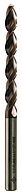 Сверла 4.5 мм HSSE DIN338 (для нержавейки)