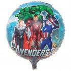 Фольгированный шар  Мстители 18 дюймов