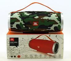 Портативная FM колонка JBL TG109 t&g копия mini Explorer CY34 10W комуфляж