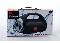 Портативная колонка bluetooth SPS JBL BoomBox Mini Boom Bass