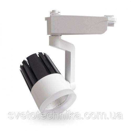 Світлодіодний світильник трековий AL119 СОВ 20W білий 4000K