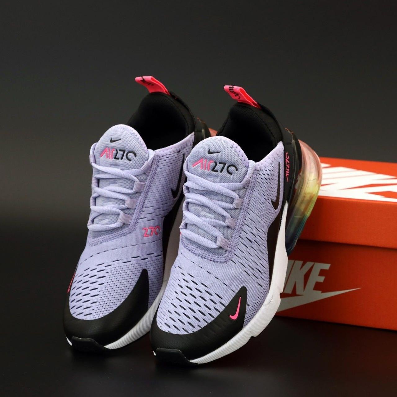 Женские кроссовки в стиле Nike Air Max 270