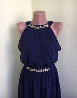Женское/подростковое праздничное платье в пол 42-48 рр