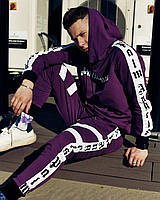 Спортивный костюм мужской Palm Angels x violet осенний / весенний ЛЮКС качества, фото 1