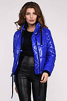 Женская куртка синяя рр 44 и 46