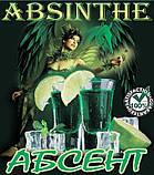 "5 штук -набір сувенірних наклейок етикеток на пляшку ""Абсент "", фото 2"