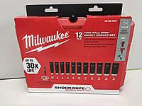 Набор инструментов Milwaukee 49-66-4301 набор ударных головок