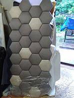 Изголовье -САНК-, стеновая панель мягкая. Мягкие панели под заказ