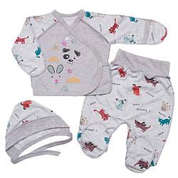 Ясельный комплект для новорожденных тонкий для мальчика или девочки