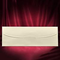 Бежевый перламутровый конверт (арт. Z-012)