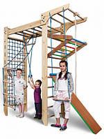 Шведская стенка п-образный детский уголок Kinder 5-240