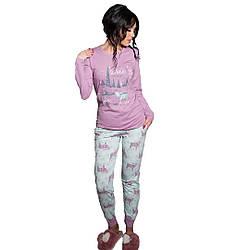 Пижама женская. Пижама из хлопка.