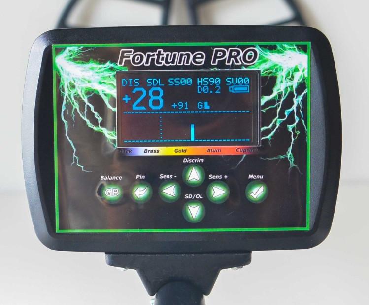 Блок электронный Fortune PRO / Фортуна ПРО FM трансмиттер OLED-дисплей 6х4