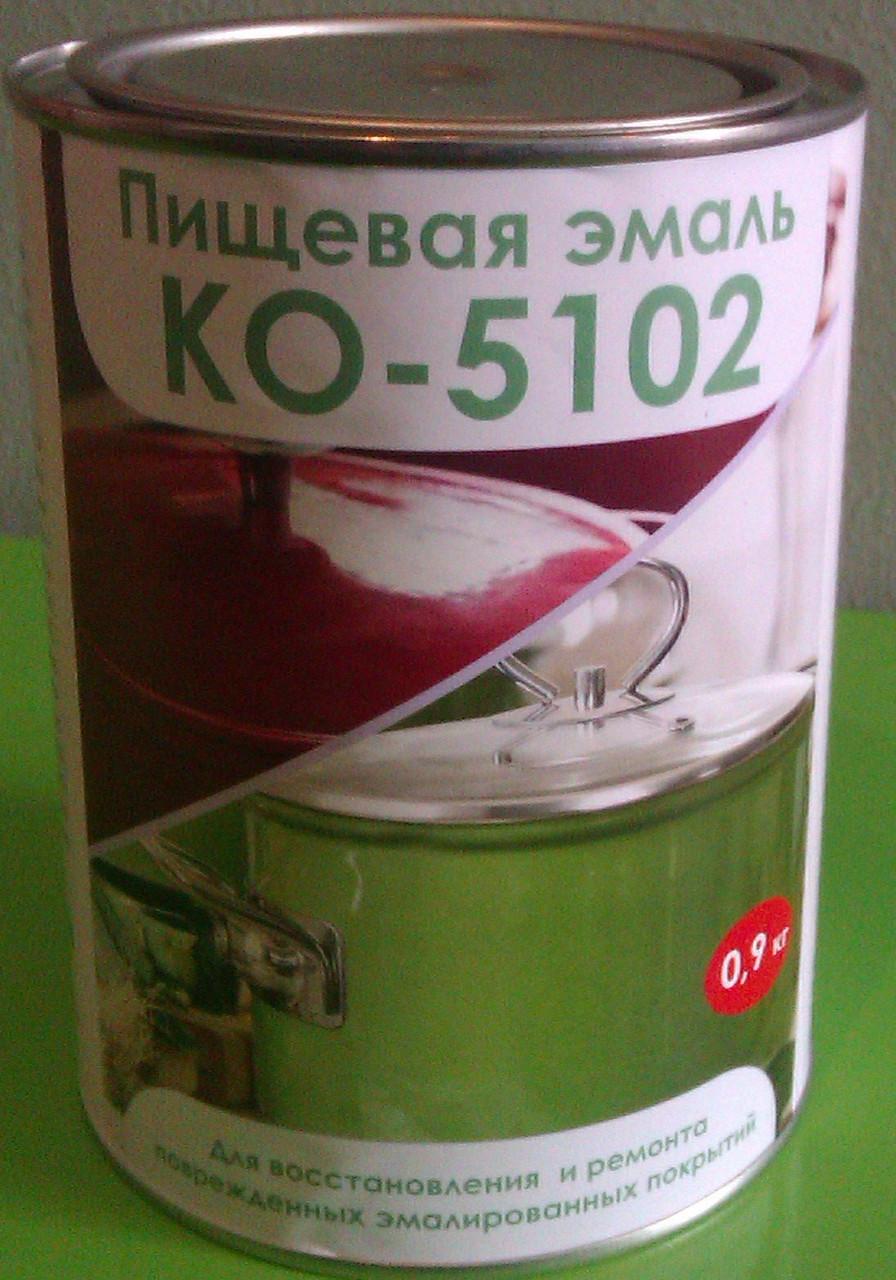 Эмаль пищевая КО-5102 TM Sorbi