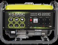 Генератор бензиновый Konner&Sohnen BASIC KS 2200 С 2.2кВт однофазный Германия, фото 1