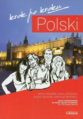 Polski, krok po kroku 1 (A1/A2) Podręcznik + e-Coursebook