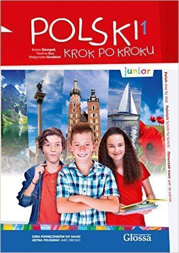 Polski, krok po kroku Junior 1 Podręcznik + Mp3 CD + kod dostępy